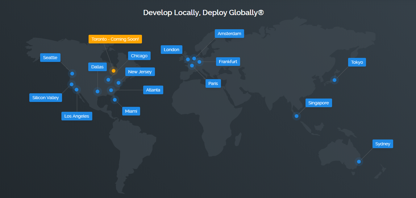 Vultr Locations